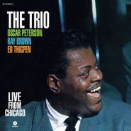 Oscar Peterson Trio, The Trio: Live From Chicago (LP)