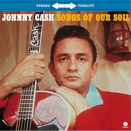 Johnny Cash, Songs Of Our Soil (LP)