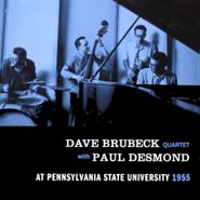 The Dave Brubeck Quartet, At Pennsylvania State University 1955 (CD)