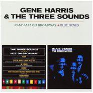 Gene Harris, Play Jazz On Broadway / Blue Genes (CD)
