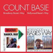 Count Basie, Broadway Basie's Way / Hollywood... Basie's Way  (CD)