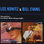 Lee Konitz, You And Lee / Lee Konitz Meets Jimmy Giuffre (CD)