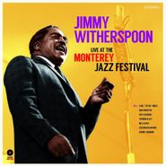 Jimmy Witherspoon, Live At The Monterey Jazz Festival (LP)