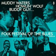 Various Artists, Folk Festival Of The Blues With Muddy Waters (LP)
