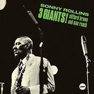 Sonny Rollins, 3 Giants! (LP)