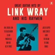 Link Wray & The Wraymen, Great Guitar Hits By Link Wray & His Wraymen (LP)