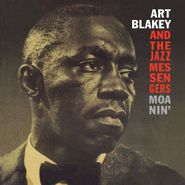 Art Blakey & The Jazz Messengers, Moanin' [Red Vinyl] (LP)