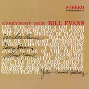 Bill Evans, Everybody Digs Bill Evans [Colored Vinyl] (LP)