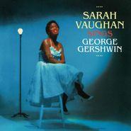 Sarah Vaughan, Sarah Vaughan Sings George Gershwin (CD)