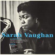 Sarah Vaughan, Sarah Vaughan With Clifford Brown [Blue Vinyl] (LP)