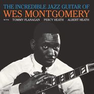 Wes Montgomery, The Incredible Jazz Guitar Of Wes Montgomery [Red Vinyl] (LP)