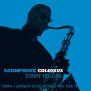 Sonny Rollins, Saxophone Colossus [180 Gram Blue Vinyl] (LP)