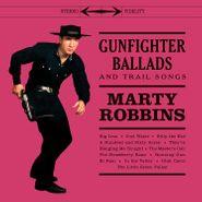 Marty Robbins, Gunfighter Ballads & Trail Songs [Bonus Tracks / Red Vinyl] (LP)