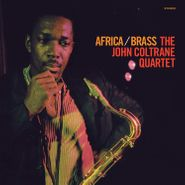 The John Coltrane Quartet, Africa / Brass [Orange Vinyl] (LP)