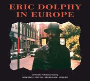 Eric Dolphy, Eric Dolphy In Europe (CD)