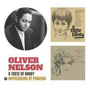 Oliver Nelson, A Taste Of Honey / Impressions Of Phaedra (CD)