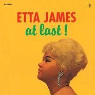 Etta James, At Last! [Green Colored Vinyl] (LP)