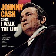 Johnny Cash, I Walk The Line [Blue Vinyl] (LP)