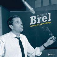 Jacques Brel, Essential Recordings 1954-1962 (LP)