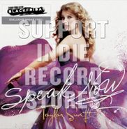 Taylor Swift, Speak Now [Black Friday Smoke Colored Vinyl] (LP)