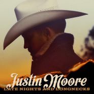 Justin Moore, Late Nights And Longnecks (CD)