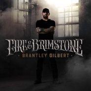 Brantley Gilbert, Fire & Brimstone (LP)