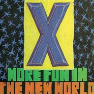 X, More Fun In The New World [Expanded Edition] (CD)