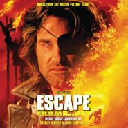 Shirley Walker, Escape From L.A. [OST] [Colored Vinyl] (LP)
