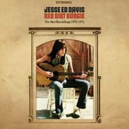 Jesse Ed Davis, Red Dirt Boogie: The Atco Recordings 1970-1972 (CD)