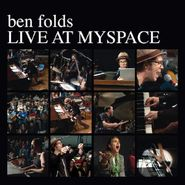 Ben Folds, Live At Myspace (LP)