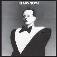 Klaus Nomi, Klaus Nomi [Black & White 'Cabaret Smoke' Edition] (LP)