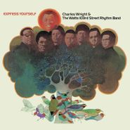 Charles Wright & The Watts 103rd Street Rhythm Band, Express Yourself [Brown Vinyl] (LP)