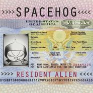 Spacehog, Resident Alien [Record Store Day Colored Vinyl] (LP)