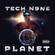 Tech N9ne, Planet [Deluxe Edition] (CD)