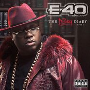 E-40, The D-Boy Diary: Book 1 (CD)