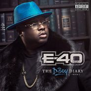 E-40, The D-Boy Diary - Book 2 (CD)