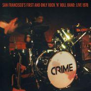 "Crime, San Francisco's First & Only Rock 'n' Roll Band: Live 1978 [Black Friday Blue Vinyl] (7"")"