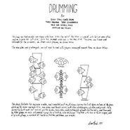 Steve Reich, Drumming (LP)