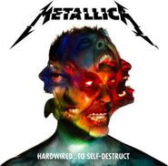 Metallica, Hardwired...To Self-Destruct [Indie Exclusive Red Vinyl] (LP)