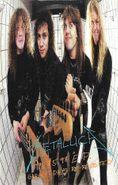 Metallica, The $5.98 E.P.: Garage Days Re-Revisited (Cassette)
