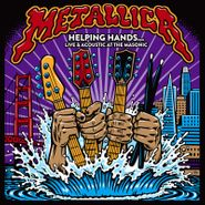 Metallica, Helping Hands... Live & Acoustic At The Masonic [Blue Marble Colored Vinyl] (LP)