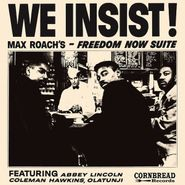 Max Roach, We Insist! Max Roach's Freedom Now Suite (LP)