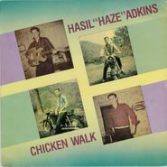 Hasil Adkins, Chicken Walk (LP)