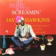 Screamin' Jay Hawkins, At Home With Screamin' Jay Hawkins (LP)