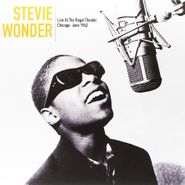 Stevie Wonder, Live At The Regal Theater, Chicago, June 1962 (LP)