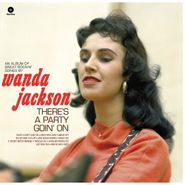 Wanda Jackson, There's A Party Goin' On (LP)