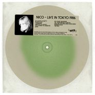 Nico, Live In Tokyo 1986 [Grey/Green Splatter Vinyl] (LP)