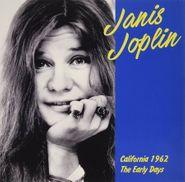 Janis Joplin, California 1962: The Early Years (LP)