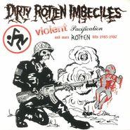D.R.I., Violent Pacification & More Rotten Hits 1983-1987 (LP)