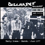 Discharge, Early Demos - March / June 1977 (LP)